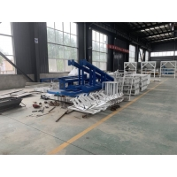 HLS240 ECO-Friendly High Capacity Tower Concrete Batching Plant 25