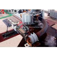 Buy cheap Hydraulic Clamping Mechanical Driving Steel Tube Bending Machine 159-530 mm Bending Dia from wholesalers