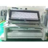 China 90M/Min Fabric Relaxing Machine Cloth Inspection Machine ISO Certificate on sale