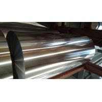 China Cable Industrial Aluminum Foil , 8011 O aluminium packaging industry ID 76 or 152.4 wholesale