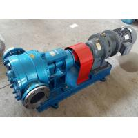 China Electric Internal Gear Pump High Viscosity Ductile Iron For Hot And Cold Gel wholesale