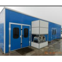 Quality Professional Infrared Furniture Spray Booth with Water Curtain SBF100W for sale
