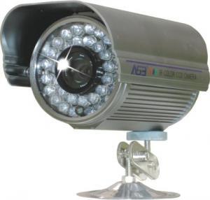 China Hot Selling 50m H.264 Waterproof IP IR Camera with card slot wholesale