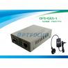 China Gigabit SFP Media Converter With 256K External Power One SFP GE Slot wholesale