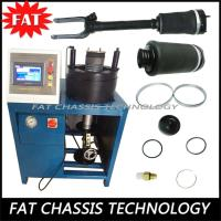 Quality 30-170 Mm Crimping Range Hydraulic Hose Crimping Machine For Air Suspension for sale