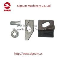 China ISO certificated Railway Fasteners Supplier Rail Casting Clamp wholesale