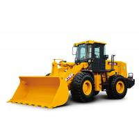 China Strong Structure LW500KN Wheel Loader Earthmoving Machinery Long Service Life wholesale