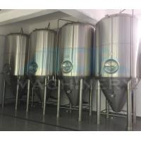 China 1000L Stainless Steel Beer Fermentation Tank, Fermenting Equipment 1000l Conical Beer Fermentator wholesale
