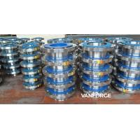 China Astm A182 F304l Forged Stainless Steel Flanges , Slip On Forged Steel Flange on sale