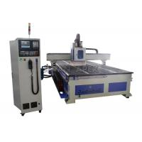 China Oscillating Knife CNC Leather Cutting Machine ATC CNC Router High Working Efficiency wholesale