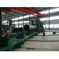 China Fully Automatic Spiral Weld Pipe Machine High Speed ISO9001 LX800 Series wholesale