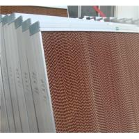 China evaporative cooling pad with frame wholesale