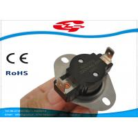 "China 3/4"" Automatic Reset Bimetal Snap action Thermostat KSD302-242 for small home appliance wholesale"