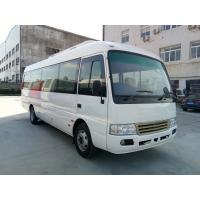 China RHD Tour 30 Seater MinibusMitsubishi Rosa Toyota Rear opening door long wheelbase wholesale