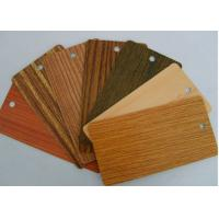 China Heat Transfer Wood Grain Powder Coating , SGS Sublimation Coating For Metal wholesale