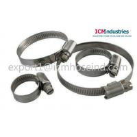 China 2015 top quality worm drive hose clamp German type wholesale