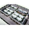 China Light Frame Metal Storage Garage Building / Metal Self Storage Buildings wholesale