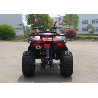 China 200CC Utility ATV With Reverse , Oil-Cooled Engine wholesale