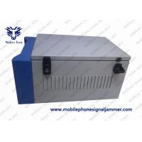 Buy cheap Military WIFI5.8G GPS Cell Phone Signal Jammer Waterproof Outdoor Prison RF from wholesalers