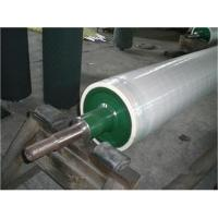 China Floor And Leather Embossing Roller On The Surface Of Plastic Foam Board wholesale