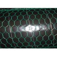 China Hexagonal 5 Twist Plastic Wire Mesh Corrosion And Oxidation Resistance wholesale