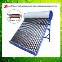 China Suntask Pressure vacuum tube solar collector and solar water heater system wholesale