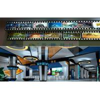 China Electrical 4D Cinema System with IMAX Screen , Latest Movies , NEC / Panasonic Projector wholesale