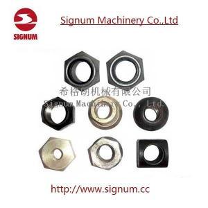 China Heavy Metal Square Locking Nut wholesale