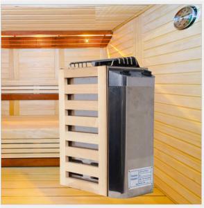China Weight 8.5kg Electric Sauna Heater , Dry Sauna Heater Size 330*198*468mm wholesale