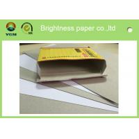 China Two Sides Coated Printing Paper Board For Shopping Bag High Brightness wholesale