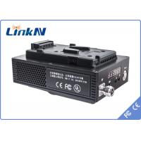 China HDMI 30 dBm Buckle Plate COFDM Video Wireless Transmitter To Work With Broadcast Camera wholesale