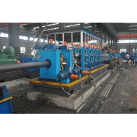China Full Automatic ERW Pipe Mill Making Machine ERW165 Rectangular Shape wholesale