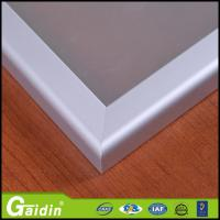 China quality assurance made in China aluminum alloy frame aluminum door frame profile for kitchen cabinet on sale