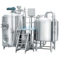 China Stainless Steel 1bbl Mashing Tank / Brewhouse wholesale