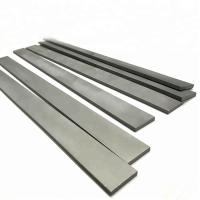 China Standard Tool Blank Tungsten Carbide Strips , 6 X 3/32 (0.094) X 1-3/8 (1.375) Kerf on sale