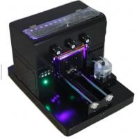 Buy cheap 110V / 220V UV LED Flatbed Printer 3D Textured Printing Result For Phone Case from wholesalers