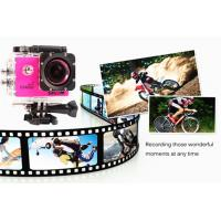 China Multi Color Action DV Sports Camera Recorder 1.50 Inch Screen 30FPS Wifi Outdoor Cameras wholesale