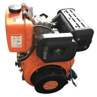 Quality 186FA 8.5hp Air - Cooled 4 Stroke Diesel Engine Generator Set For Boat for sale