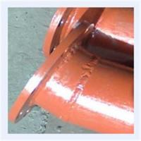 China Abrasion resistant ceramic lined pipe fitting wholesale