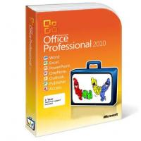 China Genuine Microsoft Office 2010 Professional Product Key One PC Retail key & Download Link wholesale