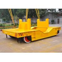 China 50t hydraulic lifitng cross transfer car for aluminum foil coil on sale