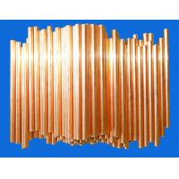 China Chiller / Heaters Doulbe Side Copper Coated Bundy Tube 4.76mm X 0.5mm wholesale