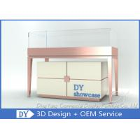 China Nice Jewelry Shop Counter Design / Jewelry Store Display Cases wholesale