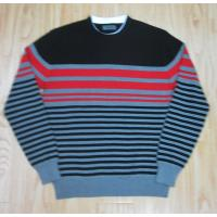 China Outwear Oversized Mens Wool Sweaters anti-wrinkle With cashmere wholesale