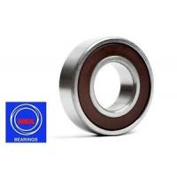 China 6307 35x80x21mm DDU C3 Rubber Sealed 2RS NSK Radial Deep Groove Ball Bearing wholesale