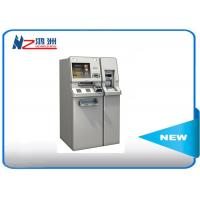 Buy cheap Interactivefreestand bill payment kiosk with cash acceptor from wholesalers