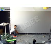 China Electronic Motion 5D Cinema System Individual Chair for 12 Seats with Counting System wholesale