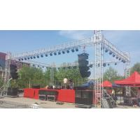 China Lightweight Heavy Duty Aluminium Stage Truss , Stage Lighting Truss Easy Assembly wholesale