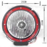 China Automobiles / Motorcycles 18w LED Vehicle Work Light DC 10 - 30V For 4x4 Offroad wholesale
