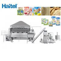 China Strong Stability Breakfast Cereal Making Machine Easy Control Long Life wholesale